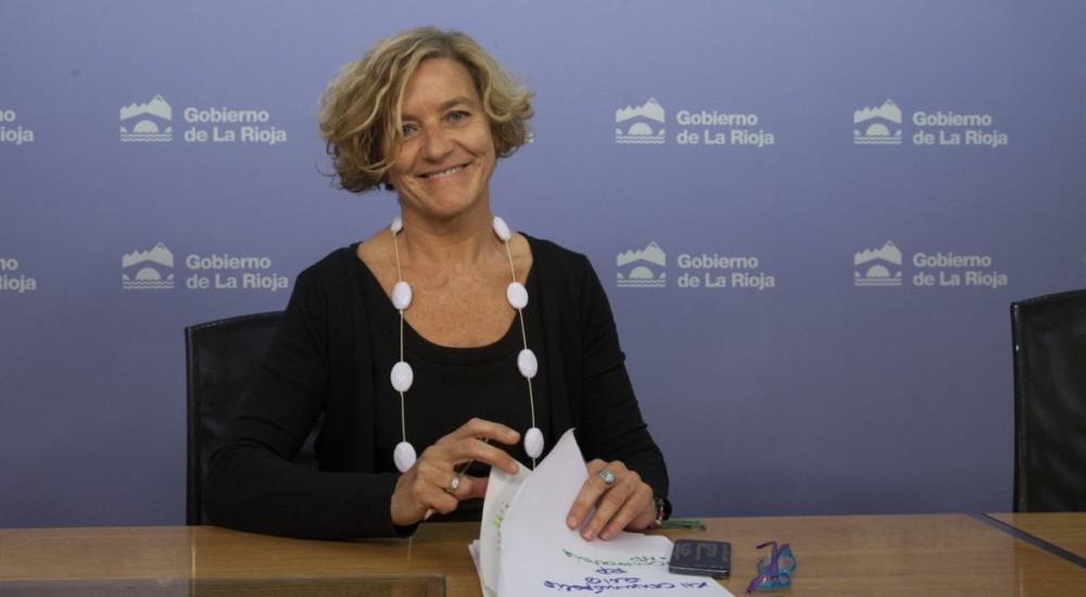 Rosa López es la directora de Salud Pública | Gobierno de La Rioja