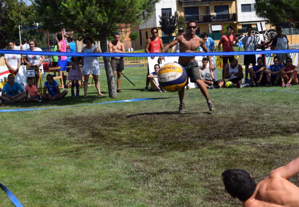 El voleibol salió a la calle una vez más 2