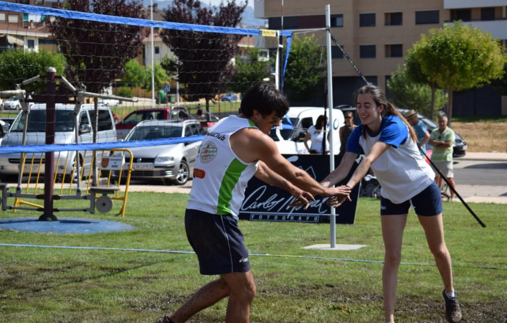 El voleibol salió a la calle una vez más 3