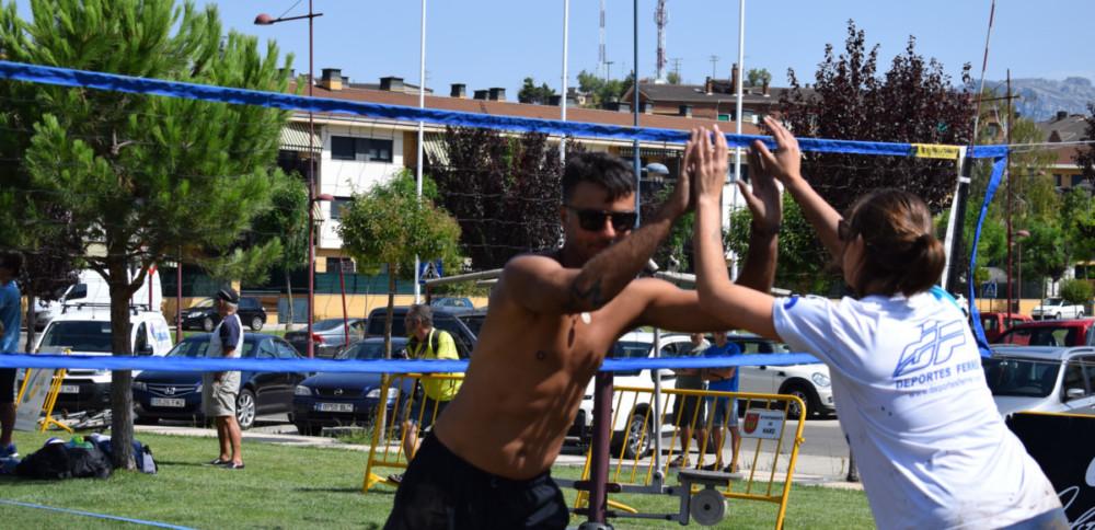 El voleibol salió a la calle una vez más 4