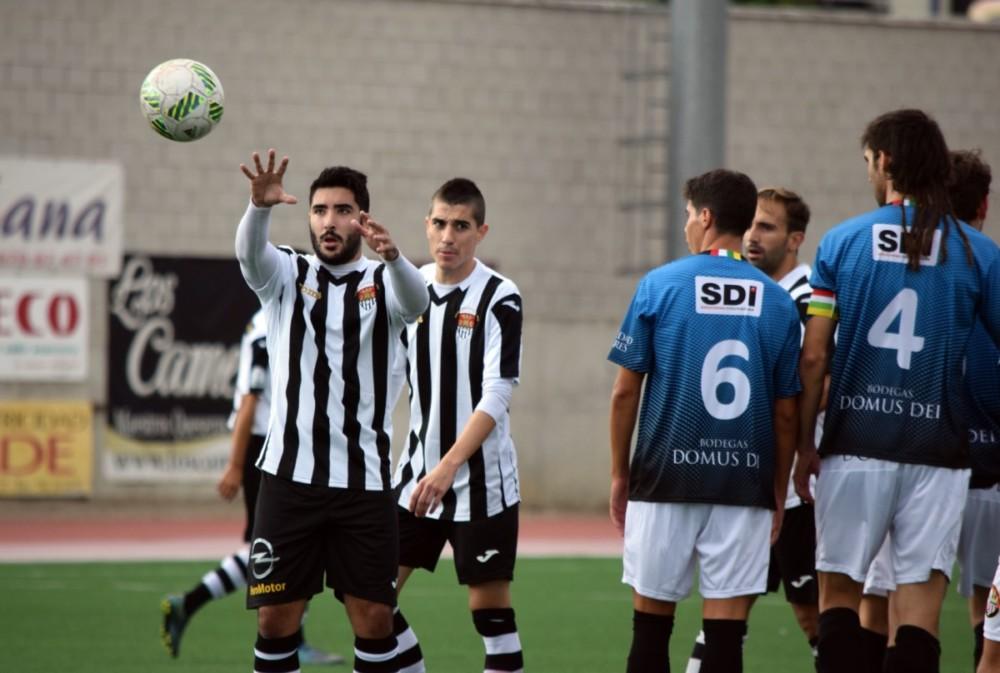 La SD Logroñés inflige al Haro la primera derrota de la temporada 2