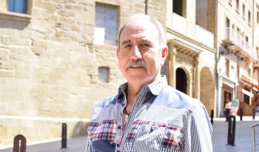 José Ignacio Asenjo es concejal del Partido Popular en el Ayuntamiento de Haro.