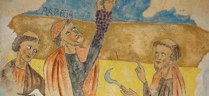 Murales Medievales Baroja
