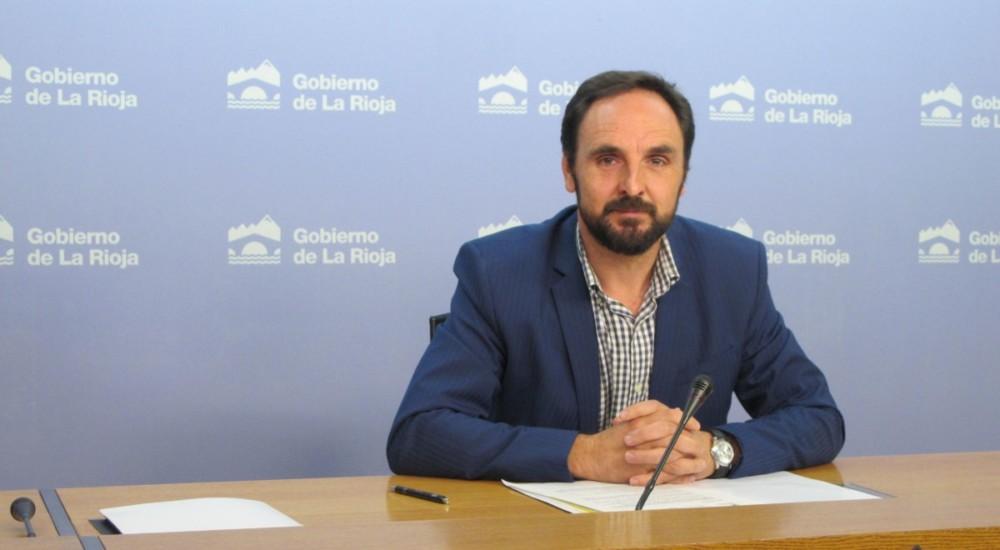 José María Infante, director general de Calidad Ambiental y Agua | Gobierno de La Rioja