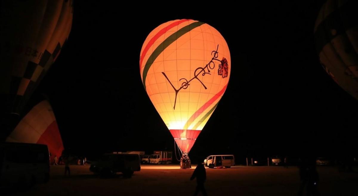 Aparte de la competición, hay otros eventos paralelos dentro del campeonato, como la celebración de cautivos nocturnos | www.globosarcoiris.com