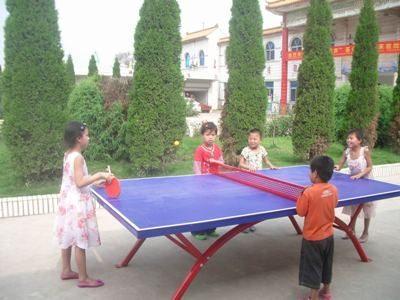 Si quieres apostar con un chino, no lo hagas al 'ping-pong'.