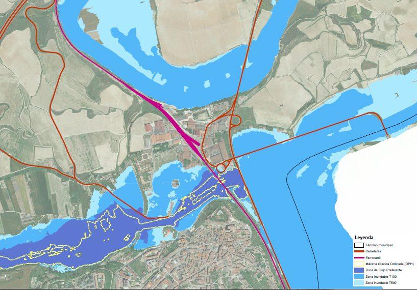 Plano de la zona | Ayuntamiento de Haro
