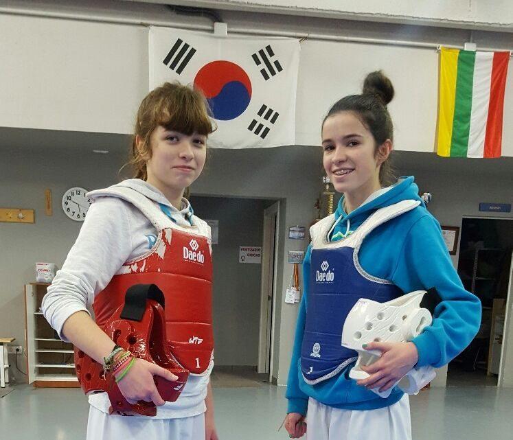 El Club Taekwondo Casalarreina participa en el Nacional de Clubes de Alicante 1
