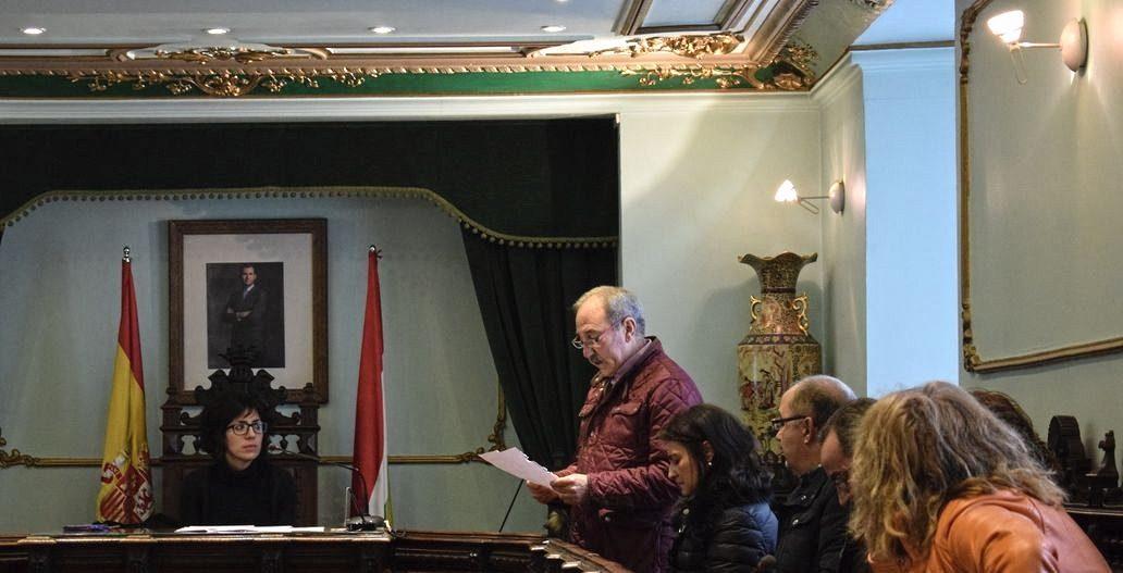 El concejal popular, José Ignacio Asenjo.