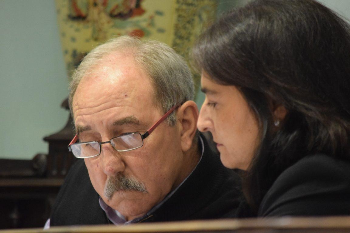 José Ignacio Asenjo y Lydia Arrieta.