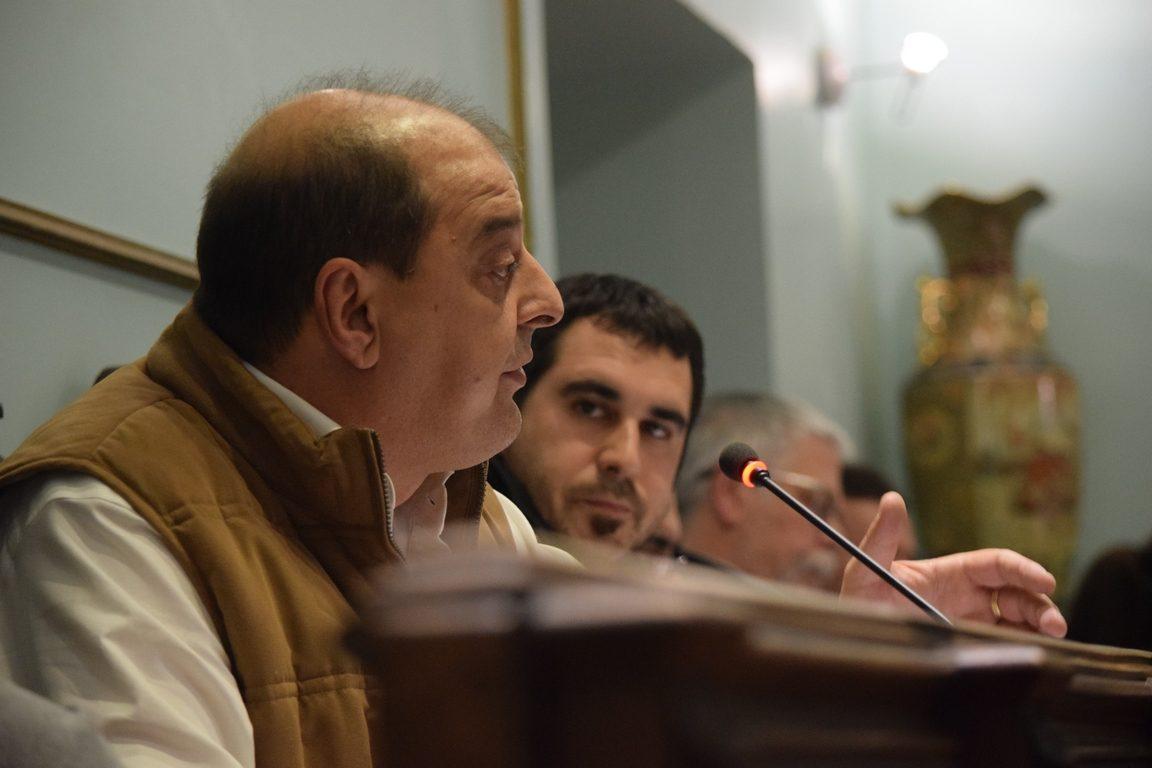 Leopoldo García.
