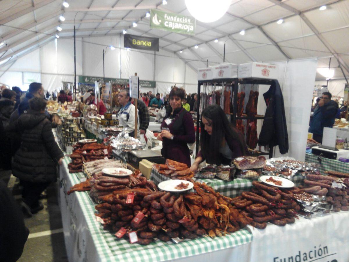 Imagen de la edición del Mercado del Camino de este 2016.