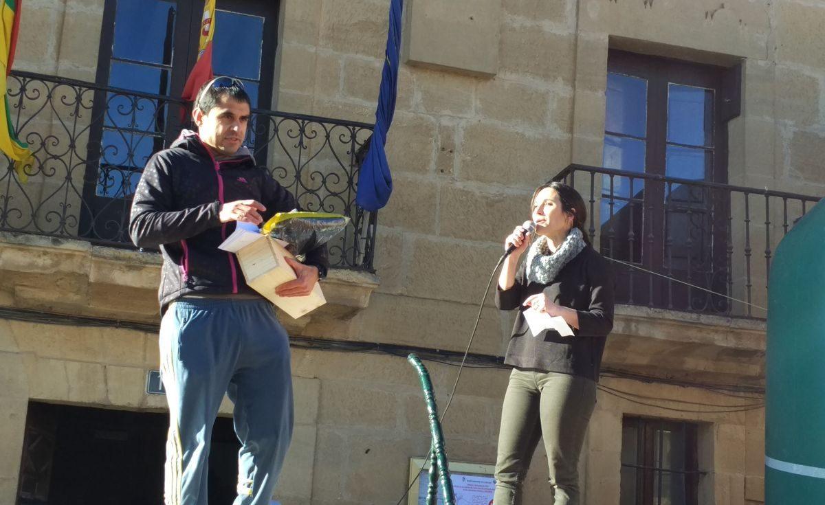 1.000 personas corren en Rodezno por las familias con niños con cáncer 18