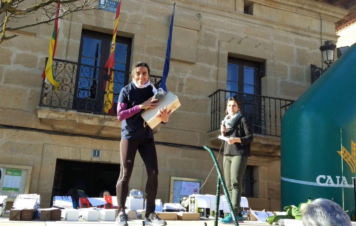 1.000 personas corren en Rodezno por las familias con niños con cáncer 19