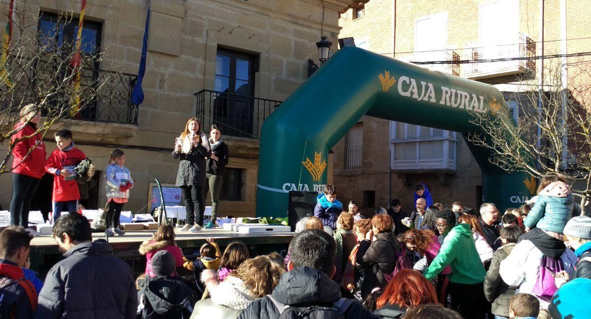 1.000 personas corren en Rodezno por las familias con niños con cáncer 21
