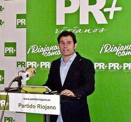 El PR+ considera que Álava desafía a los riojanos con su intención de apropiarse del término Rioja 1