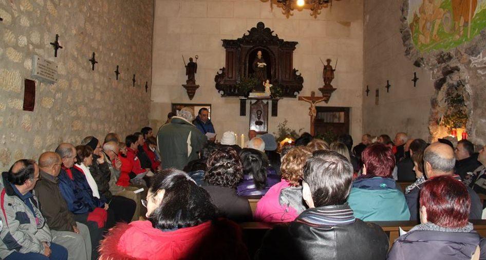 La primera visita del año a San Felices 1