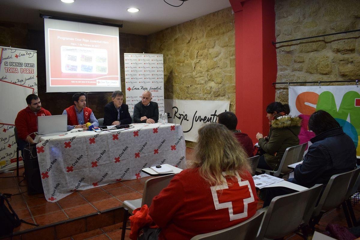 Cruz Roja estrena local en Haro destinado a la inclusión social de menores y promoción del éxito escolar 1