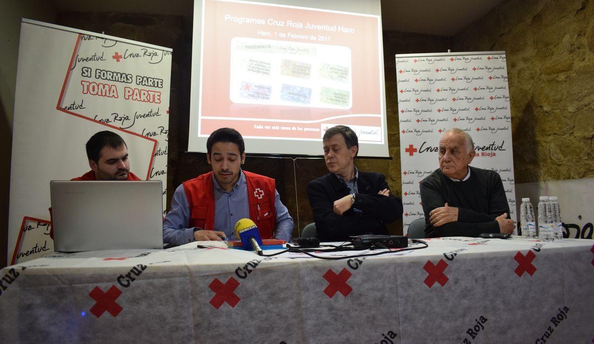 Cruz Roja estrena local en Haro destinado a la inclusión social de menores y promoción del éxito escolar 2