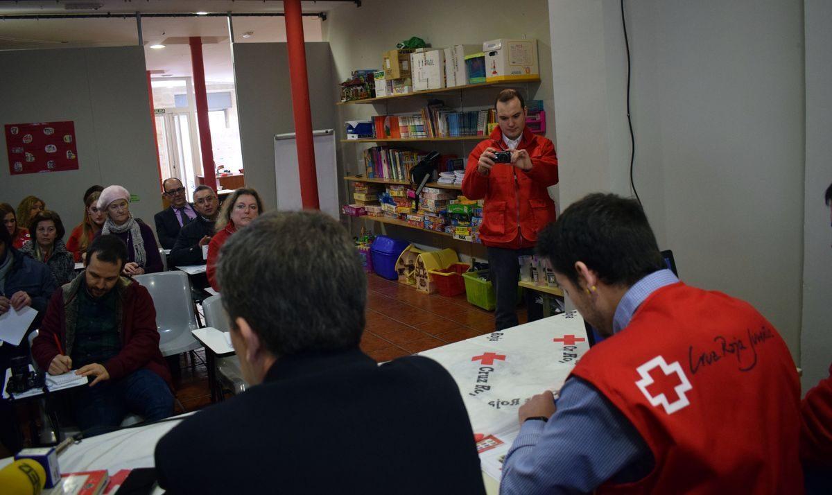 Cruz Roja estrena local en Haro destinado a la inclusión social de menores y promoción del éxito escolar 5