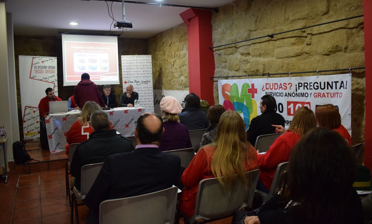 Cruz Roja estrena local en Haro destinado a la inclusión social de menores y promoción del éxito escolar 7
