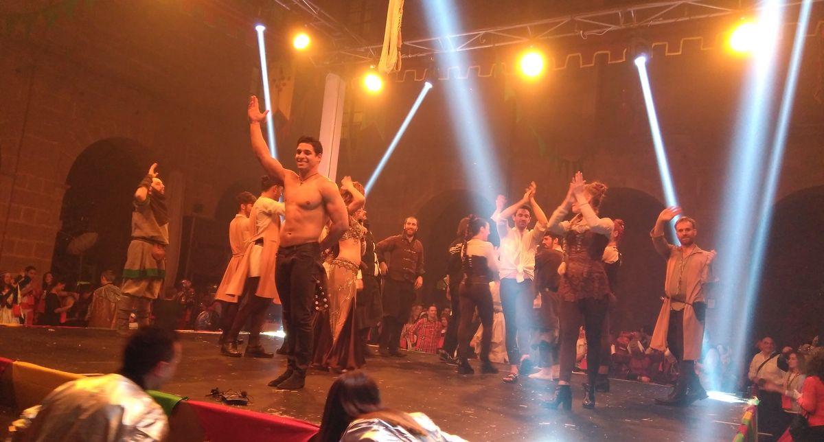 Música y baile inundan el claustro de Los Agustinos 9