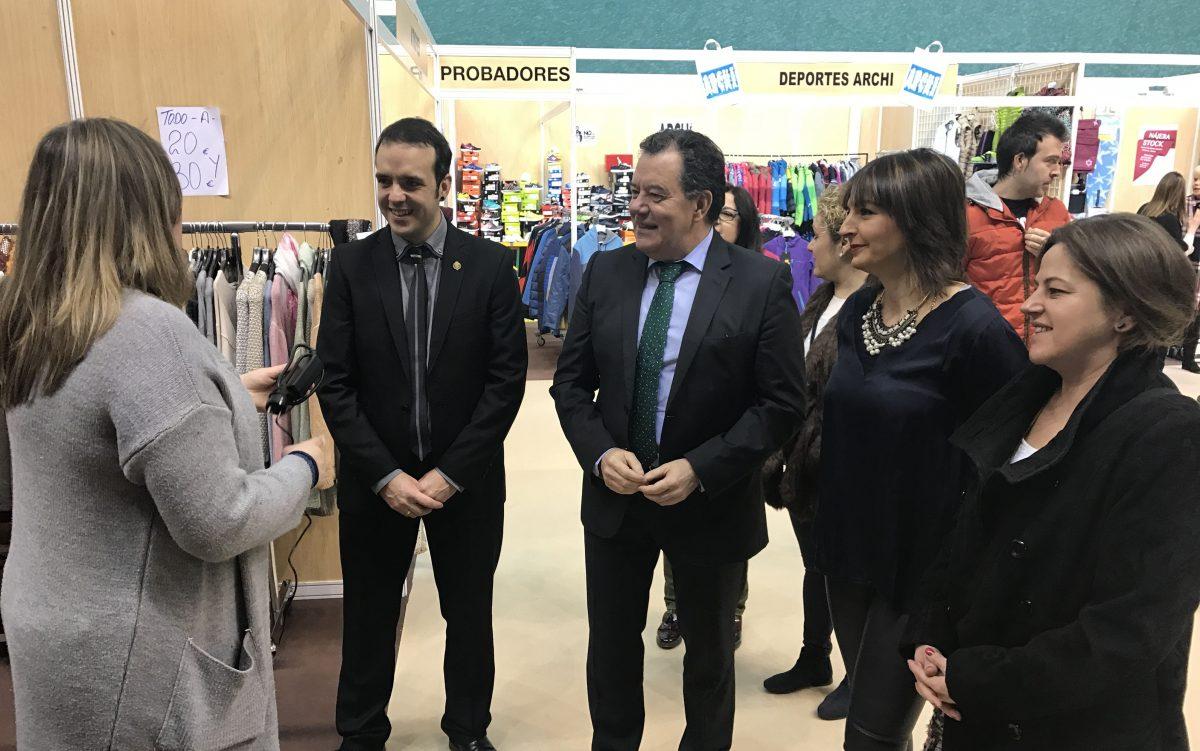 Se pone en marcha la Feria de Oportunidades de Nájera con 11 comercios de la localidad 1