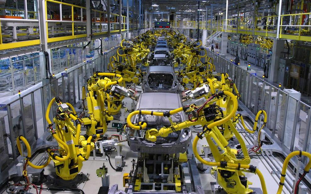 ¿Serán los robots un peligro para el empleo? 2