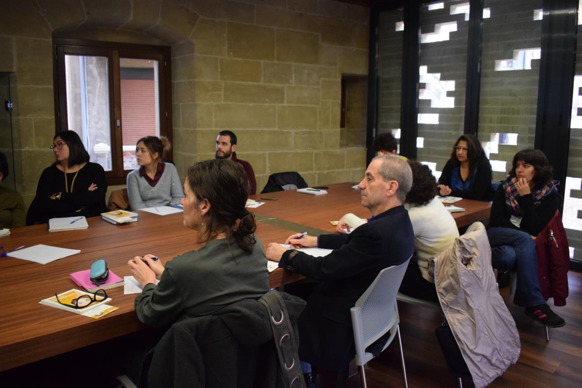 Una docena de asistentes en la Semana Europea de la 'Startup' en Haro 4