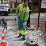 El Ayuntamiento de Haro refuerza el servicio de limpieza urbana 5