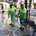El Ayuntamiento de Haro refuerza el servicio de limpieza urbana 3