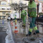 El Ayuntamiento de Haro refuerza el servicio de limpieza urbana 2