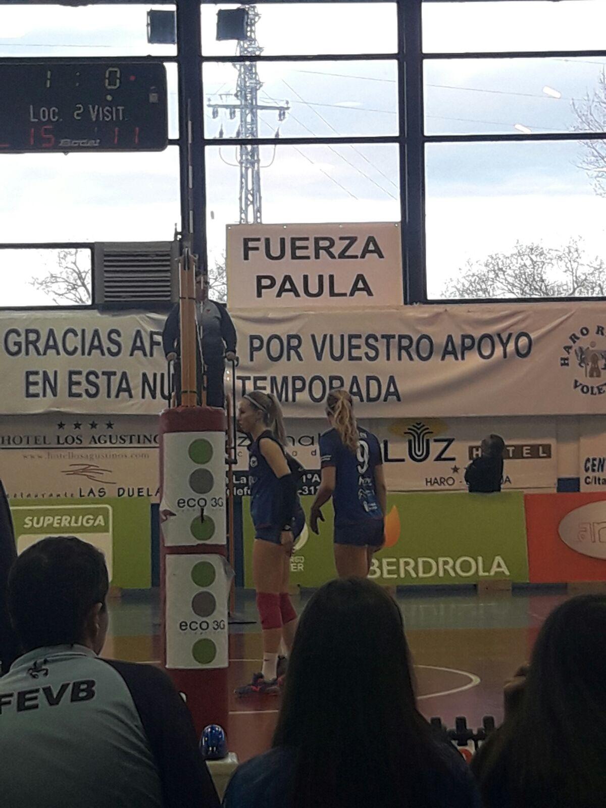 El Haro-Casalarreina de este domingo, dedicado a Paula Bezares 17