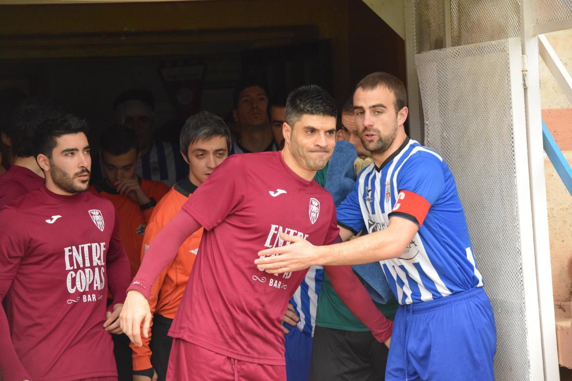 El Haro empata en Nájera y sale de los puestos de 'playoff' 2