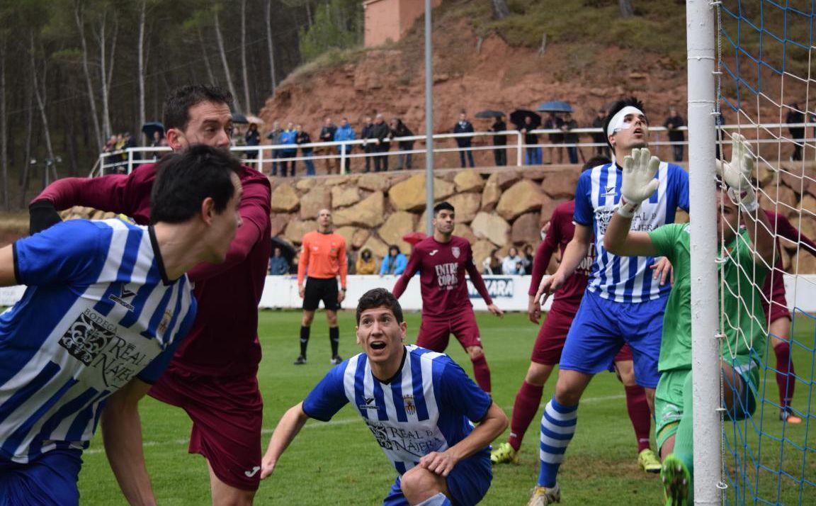El Haro empata en Nájera y sale de los puestos de 'playoff' 8