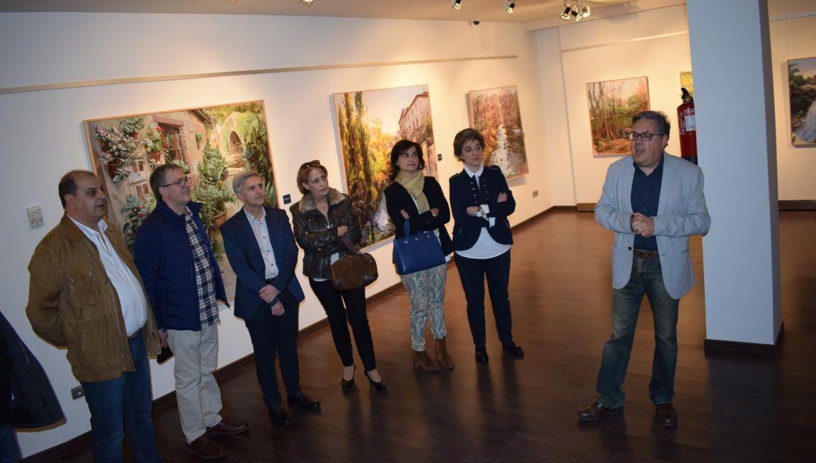 El Museo del Torreón muestra la obra de José Ignacio Casis 10