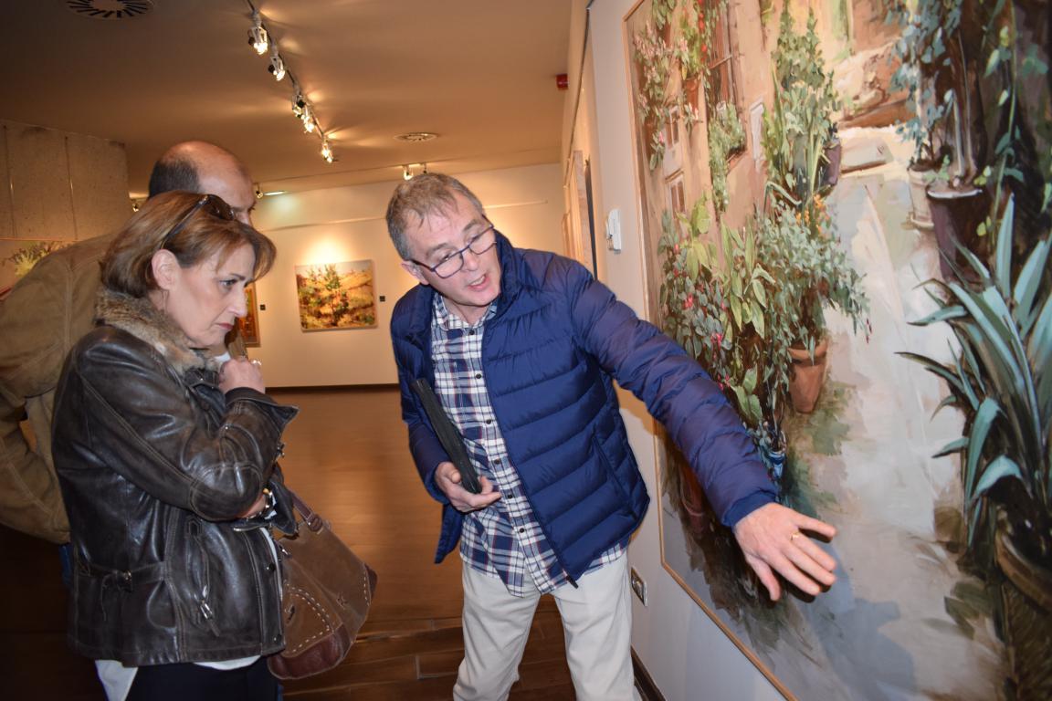 El Museo del Torreón muestra la obra de José Ignacio Casis 11