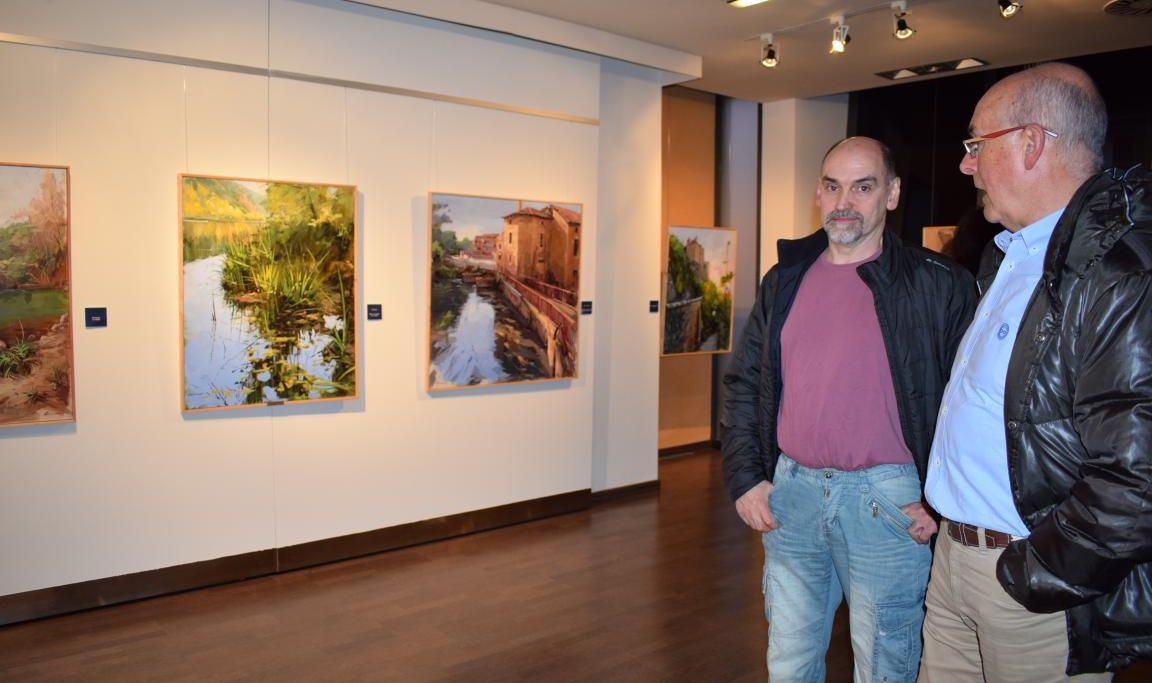 El Museo del Torreón muestra la obra de José Ignacio Casis 12