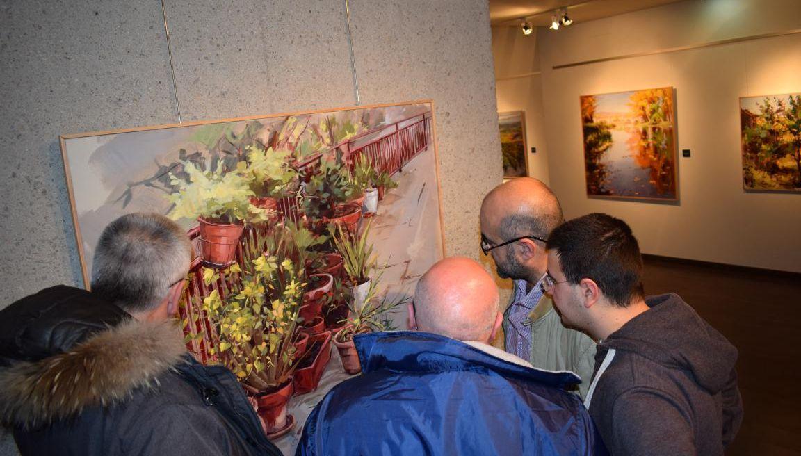 El Museo del Torreón muestra la obra de José Ignacio Casis 13