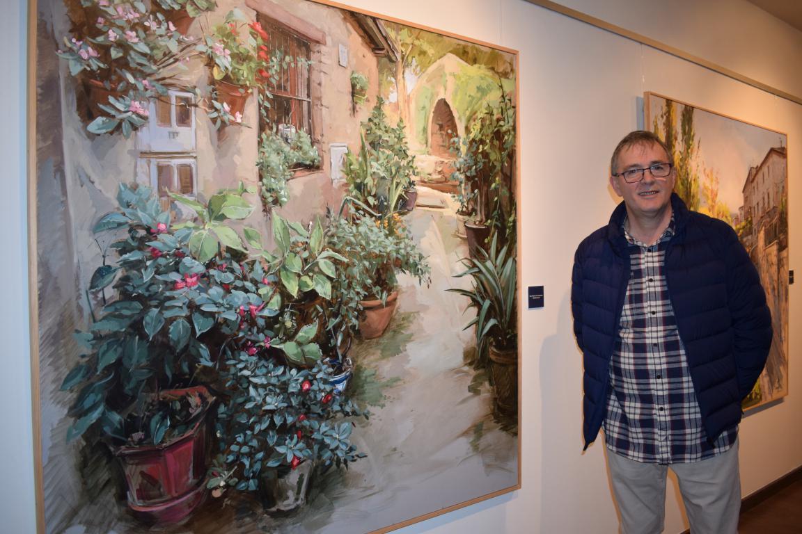 El Museo del Torreón muestra la obra de José Ignacio Casis 17