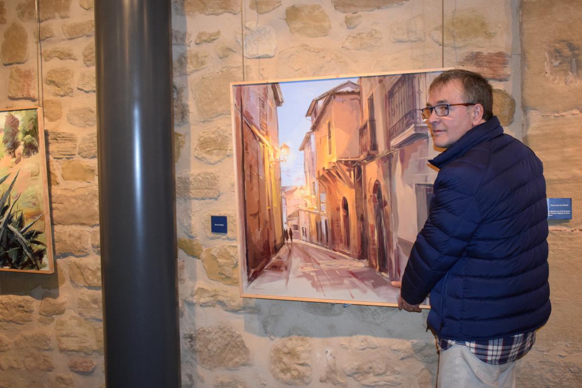 El Museo del Torreón muestra la obra de José Ignacio Casis 18