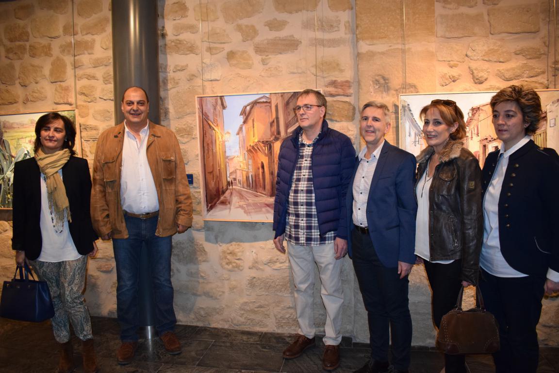 El Museo del Torreón muestra la obra de José Ignacio Casis 19