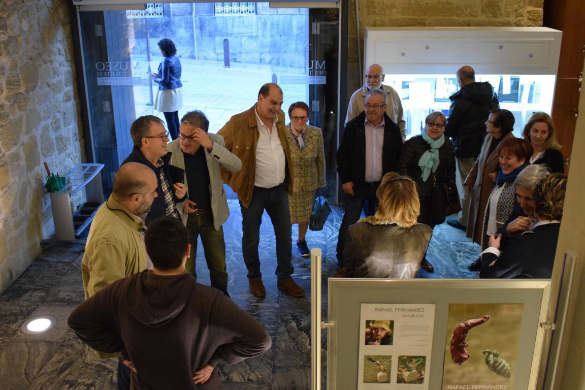 El Museo del Torreón muestra la obra de José Ignacio Casis 2