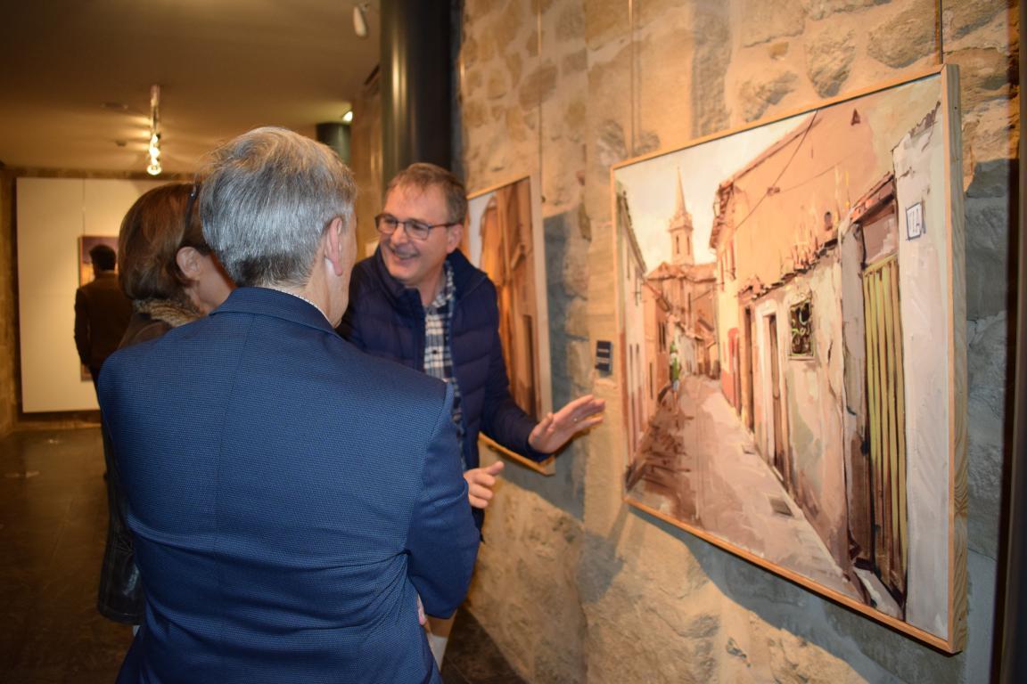 El Museo del Torreón muestra la obra de José Ignacio Casis 20
