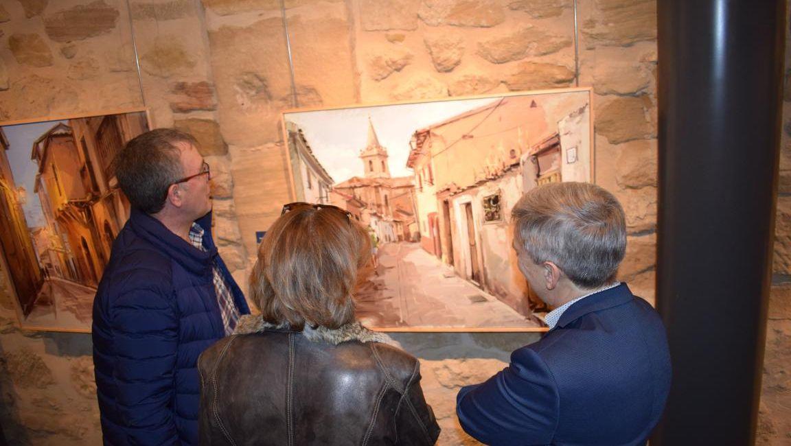 El Museo del Torreón muestra la obra de José Ignacio Casis 21