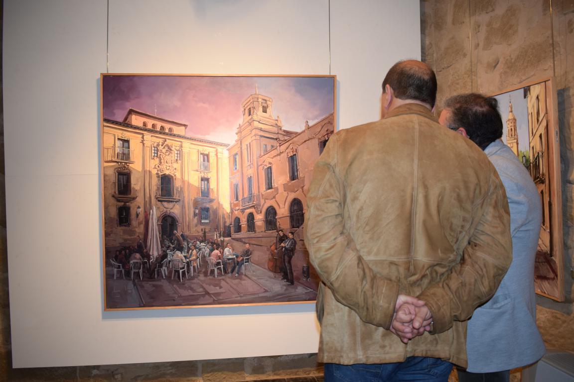 El Museo del Torreón muestra la obra de José Ignacio Casis 22