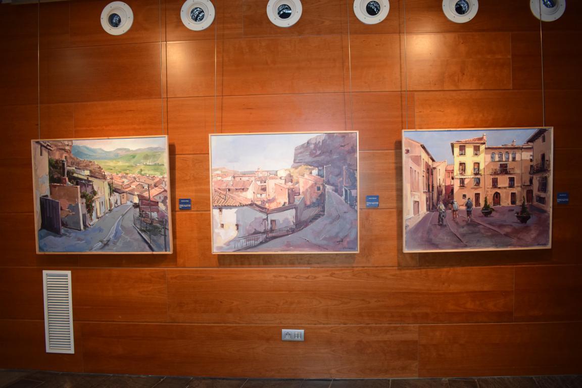 El Museo del Torreón muestra la obra de José Ignacio Casis 23