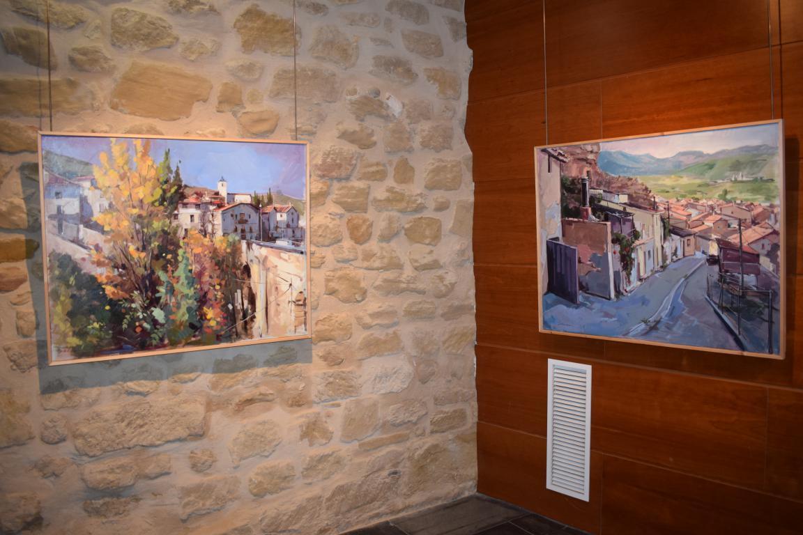 El Museo del Torreón muestra la obra de José Ignacio Casis 24