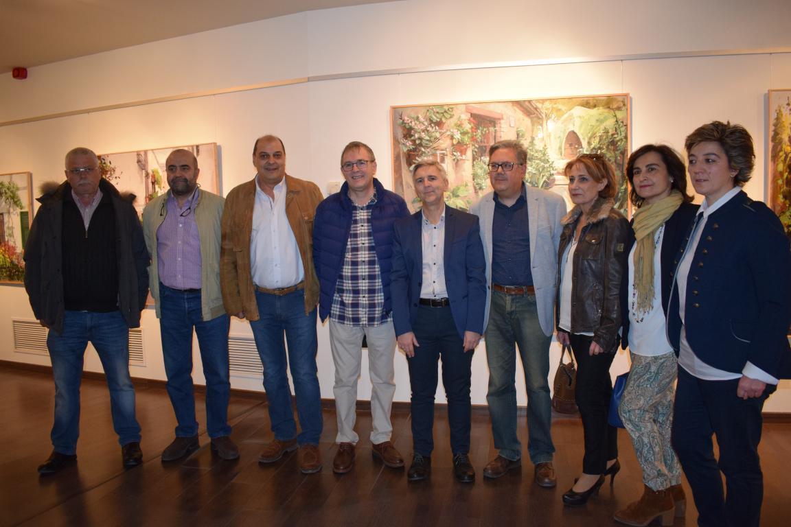 El Museo del Torreón muestra la obra de José Ignacio Casis 5