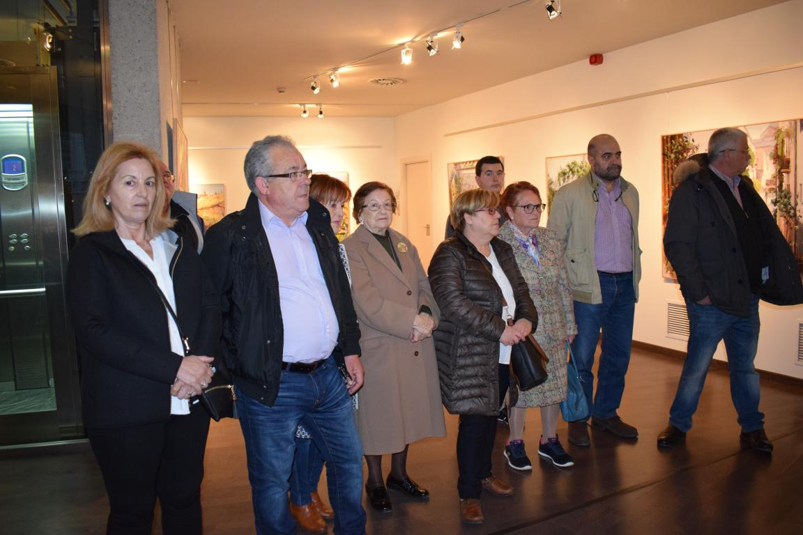 El Museo del Torreón muestra la obra de José Ignacio Casis 7